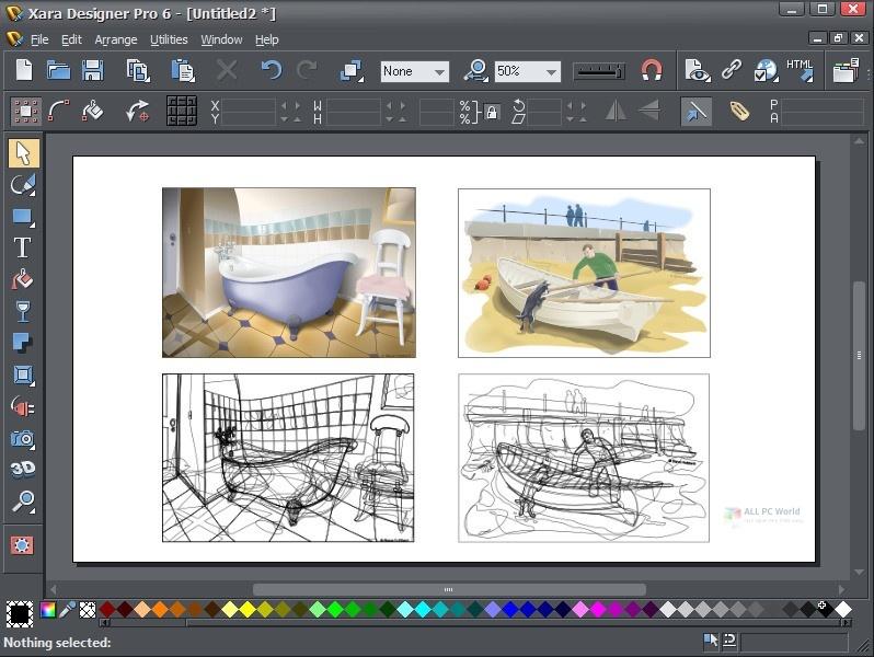 Xara Designer Pro Plus 20.4 Lien de téléchargement direct