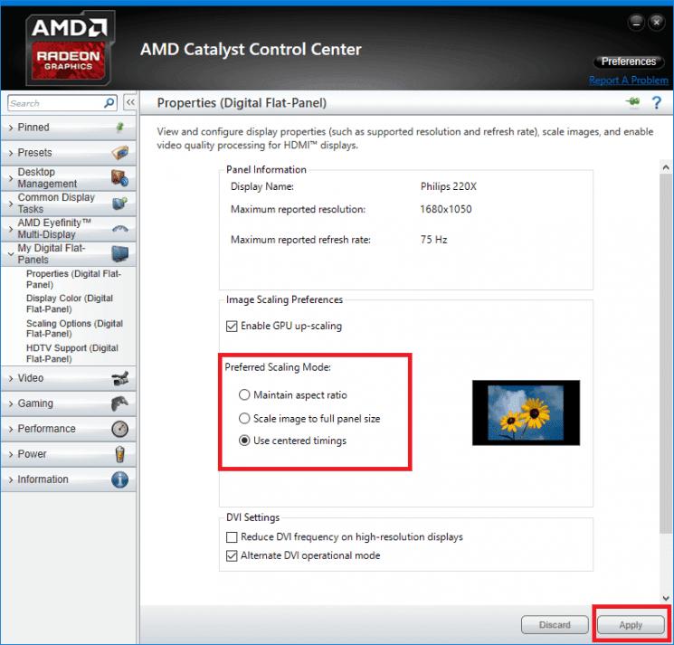 Catalyseur AMD