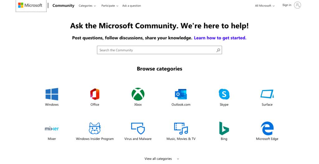 Obtenez de l'aide dans Windows 10