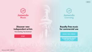 Jamendo Music- télécharger des chansons