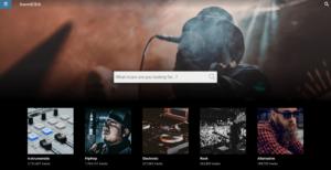 SoundClick- Sites pour télécharger des chansons