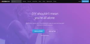 Reverbnation - Sites pour télécharger gratuitement des chansons