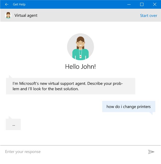 Comment obtenir de l'aide dans Windows 10