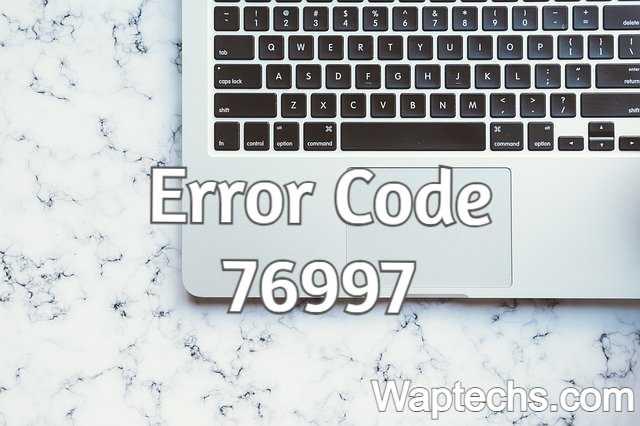 [Solved 2021] Comment réparer le code d'erreur Gmail 76997