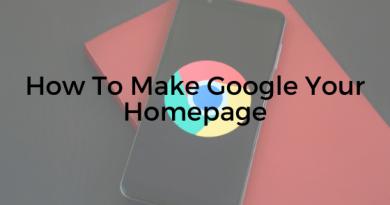 Comment faire de Google votre page d'accueil en 2021