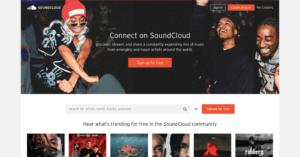 SoundCloud - Téléchargement de chanson MP3