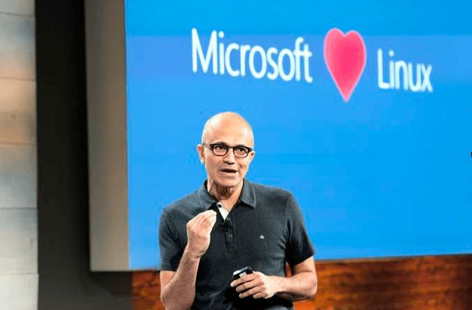 Microsoft Linux kernel