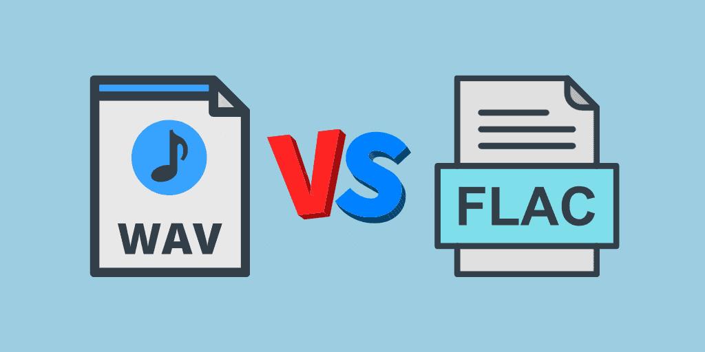 WAV vs. FLAC