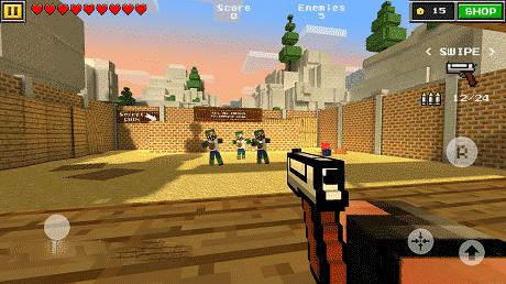 Comment télécharger Pixel Gun 3D pour PC (Windows + Mac)