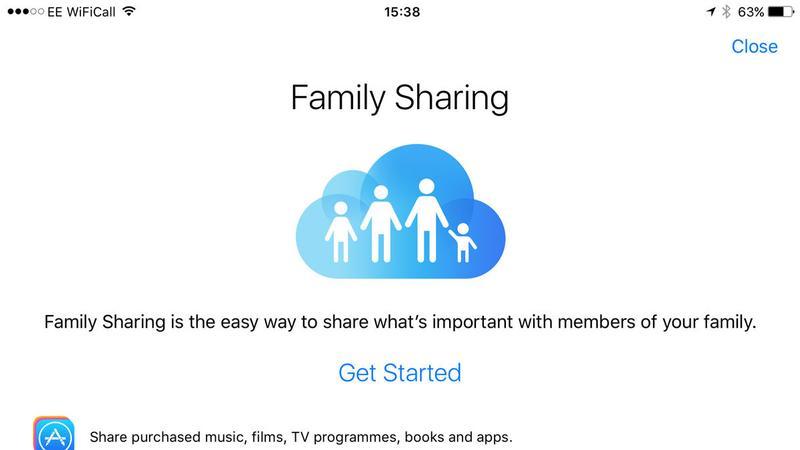 Configurer le partage familial sur Iphone 2021: comment faire?