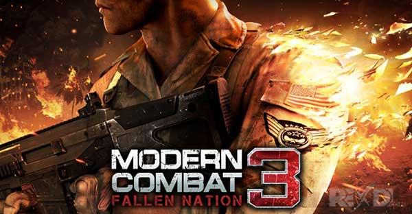 Combat moderne 3