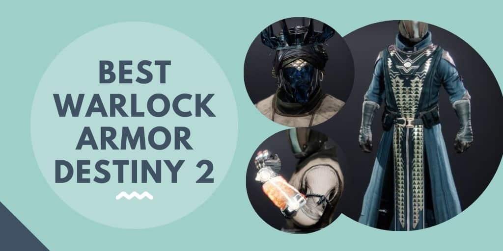 Best Warlock Armor Destiny 2