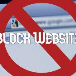 Comment bloquer les sites Web à partir de l'accès Internet dans Windows
