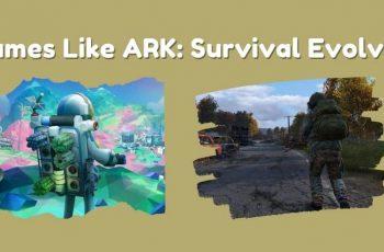 Games Like ARK