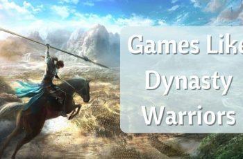 Games Like Dynasty Warriors