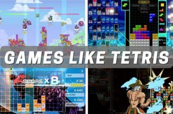 Games Like Tetris