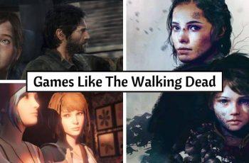 Games Like The Walking Dead
