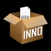logo de l'extracteur de configuration inno