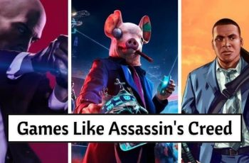 Games Like Assassin's Creed
