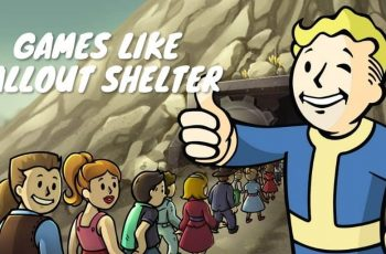 Games Like Fallout Shelter