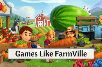 Games Like FarmVille
