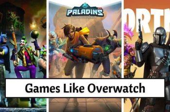 Games Like Overwatch