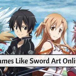 Games Like Sword Art Online