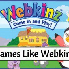 Games Like Webkinz