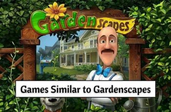 Games Similar to Gardenscapes