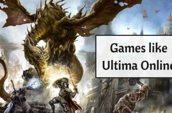Games like Ultima Online