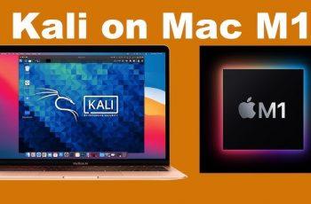 Comment installer Kali Linux sur Apple Mac M1
