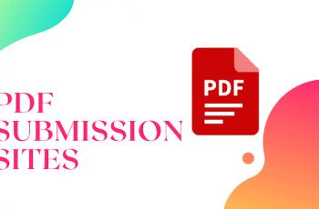 [Latest 2021] Liste des meilleurs sites de soumission de PDF gratuits pour le référencement