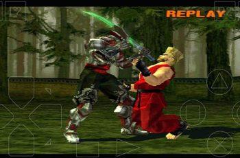 Tekken 3 pour Apk Télécharger Mod 35 Mo Android gratuit