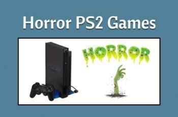Horror PS2 Games