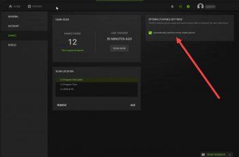 [Solved 2021] Comment réparer Nvidia GeForce Experience ne peut pas optimiser les jeux