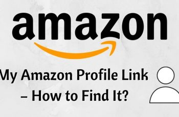 My Amazon Profile Link