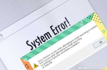 Code d'erreur Windows 214 - Causes et solutions pour les utilisateurs de Windows
