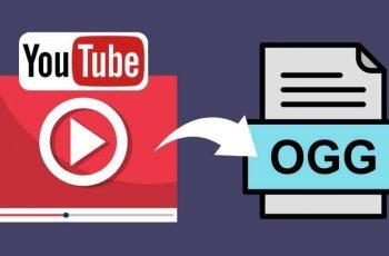 YouTube to OGG