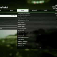 Guide de localisation des sauvegardes de GTA V