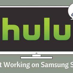 Hulu Not Working on Smart TV