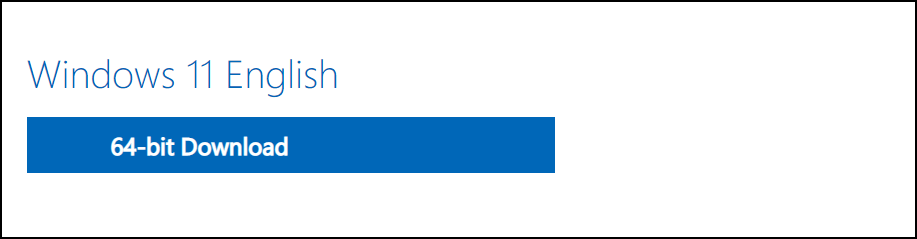 Télécharger Windows 11 ISO