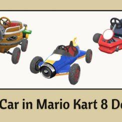 Best Car in Mario Kart 8