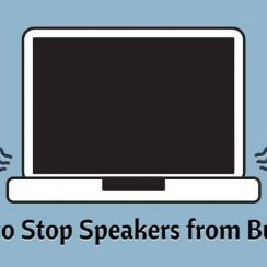 How to Stop Speakers from Buzzing
