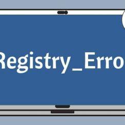Registry_Error