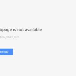 [Solved 2021] Comment corriger l'erreur Err_Connection_Timed_Out Google Chrome